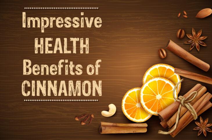 Cinnamon, Healthcare